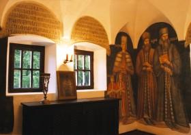 Maldaresti - Camera rugaciune in cula